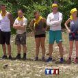 """""""Koh-Lanta 2016"""", sur TF1. Le 12 février 2016."""