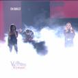 Louane - Victoires de la musique au Zénith de Paris, le 12 février 2016.