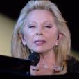 """Véronique Sanson interprète """"Etrange comédie"""" - Victoires de la musique au Zénith de Paris, le 12 février 2016."""