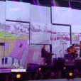 Zaz - Victoires de la musique au Zénith de Paris, le 12 février 2016.