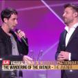 The Avener remporte la Victoire de l'album de musiques électroniques ou dance de l'année - Victoires de la musique au Zénith de Paris, le 12 février 2016.