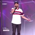 Nekfeu remporte la Victoire du meilleur album de musique urbaine - Victoires de la musique au Zénith de Paris, le 12 février 2016.