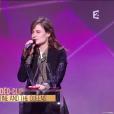 Le duo de réalisateurs JACK décroche la Victoire du meilleur clip vidéo pour Christine de Christine and The Queens - Victoires de la musique au Zénith de Paris, le 12 février 2016.