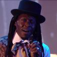 Faada Freddy - Victoires de la musique au Zénith de Paris, le 12 février 2016.