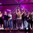 Hyphen Hyphen, Victoire révélation scène - Victoires de la musique au Zénith de Paris, le 12 février 2016.
