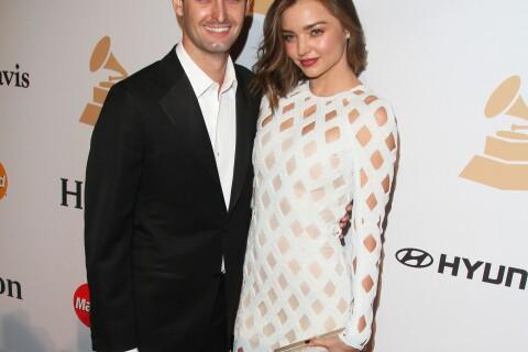 Miranda Kerr in love : L'amour sur tapis rouge, au bras d'Evan Spiegel