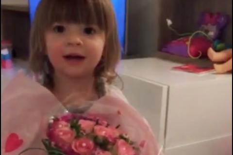 Karim Benzema : Son beau cadeau à sa petite Mélia pour la Saint-Valentin