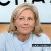 """Claire Chazal, les images de ses adieux : """"Je ressens encore cette tristesse"""""""