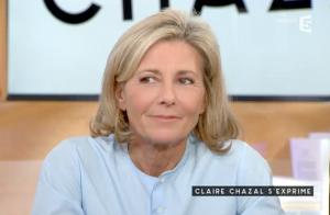 Claire Chazal, les images de ses adieux :