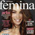 Retrouvez l'intégralité de l'interview de Zaz dans le magazine Version Femina, en  kiosques cette semaine.