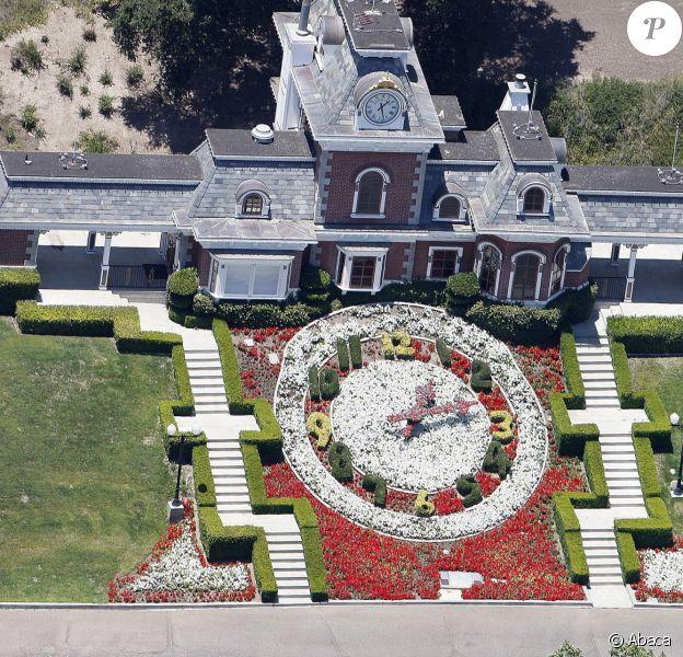 Neverland, l'ex-ranch de Michael Jackson, est toujours en vente pour 100 millions de dollars