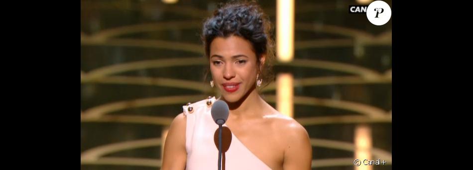 Zita Hanrot (Fatima) César du meilleur espoir féminin - 26 février 2016