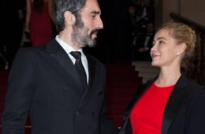 Emmanuelle Béart divine avec son homme parmi les couples des César 2016