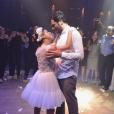 Amir (The Voice) et sa superbe épouse Lital le soir de leur mariage