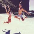 Amir (The Voice) et sa superbe épouse Lital : beaux et complices en vacances