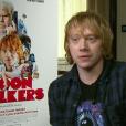 Interview de Rupert Grint pour le film Moonwalkers, en salles le 2 mars 2016