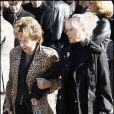 Marthe Mercadier aux obsèques de Guillaume Depardieu