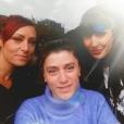 Marjorie, Claire et Alexandra, des L5, sur Instagram.