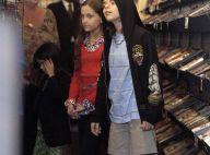 REPORTAGE PHOTOS EXCLUSIVES: Michael Jackson sort ses trois enfants... ils ont bien grandi ! (réactualisé)