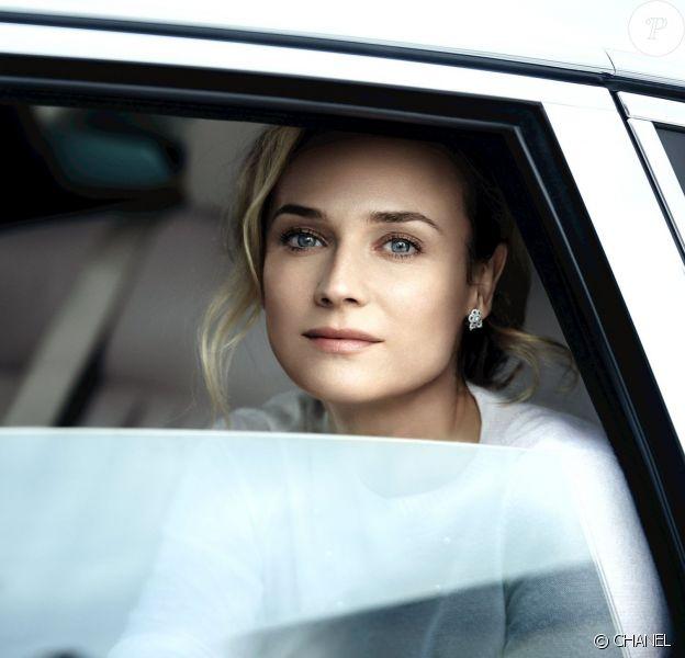 Diane Kruger dans la nouvelle campagne Hydra Beauty de Chanel