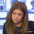 Adèle Exarchopoulos, dans  Salut les terriens  sur Canal+, le samedi 5 mars 2016.