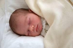 Prince Oscar de Suède : Première photo du bébé de la princesse Victoria !