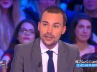 """Bertrand Chameroy quitte """"TPMP"""" : Malaise, suspicion et peine..."""