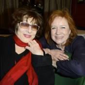 Eva Darlan retrouve Judith Magre pour la remise d'un nouveau prix littéraire