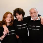 """Francis Perrin et la souffrance de son fils, autiste : """"Louis s'automutilait..."""""""