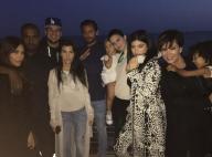 Kris Jenner et (presque) tous ses enfants réunis pour l'anniversaire de Rob Jr.