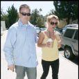 Britney Spears et son garde du corps
