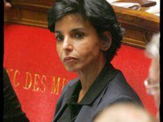 REPORTAGE PHOTOS : Rachida Dati est... soucieuse !