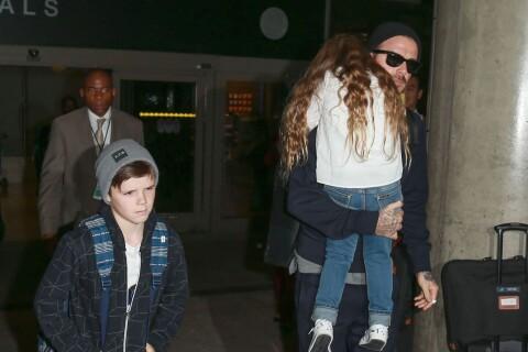 David Beckham : Son cadeau inattendu pour sa fille Harper, Victoria amusée