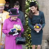"""Kate Middleton et Elizabeth II : """"Je n'ai aucune idée de comment elle fait..."""""""