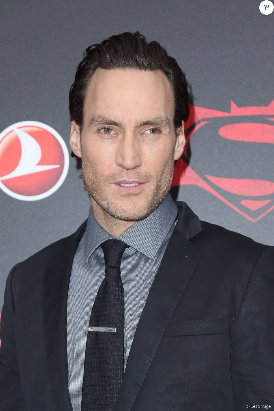 Callan Mulvey à la première de 'Batman V Superman: Dawn Of Justice' au Radio City Music Hall à New York, le 20 mars 2016 © Elizabeth Pantaleo/Bestimage