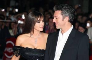 REPORTAGE PHOTOS : Monica Bellucci, sexy à souhait sur tapis rouge... avec son mari Vincent Cassel !