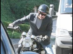 REPORTAGE PHOTOS : Keanu Reeves et Anthony Kiedis à cheval sur leurs gros engins !