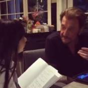 Johnny Hallyday : Sa touchante interview par sa fille Jade, 11 ans...