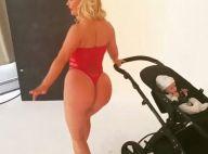 Coco Austin torride en lingerie : Twerk avec sa fille Chanel, 4 mois