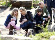 Edward et Sophie de Wessex : Fun en famille au zoo avec Lady Louise et James