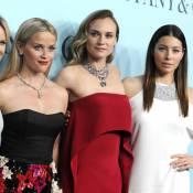 Jessica Biel et Diane Kruger : Beautés précieuses avec Naomi Watts