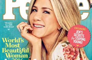 Jennifer Aniston, plus belle femme du monde :