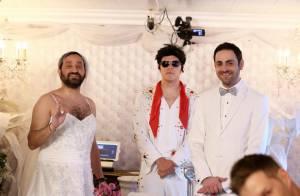 Cyril Hanouna et Camille Combal, le mariage : Toutes les photos de l'événement !