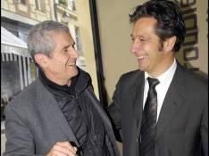 REPORTAGE PHOTOS : Quand Laurent Gerra trinque avec le... directeur général de la police !