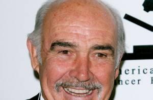 Le grand Sean Connery sort enfin de sa retraite !
