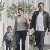 Jennifer Garner réunie avec son ex Ben Affleck pour leur fils Samuel