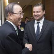 Leonardo DiCaprio, Ségolène Royal, John Kerry et sa petite-fille font l'Histoire