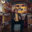 Chico Bouchikhi entouré de souvenirs dans son Patio... Chico & the Gypsies ont fait paraître en 2016 Color 80's, un album revisitant leurs plus beaux souvenirs des années 1980, décennie magique qui les a révélés.