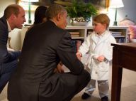 "George de Cambridge ""adorable"" avec Barack Obama : Le vrai but du président..."
