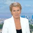 Elise Lucet fait ses adieux au JT de France 2, le vendredi 29 avril 2016.